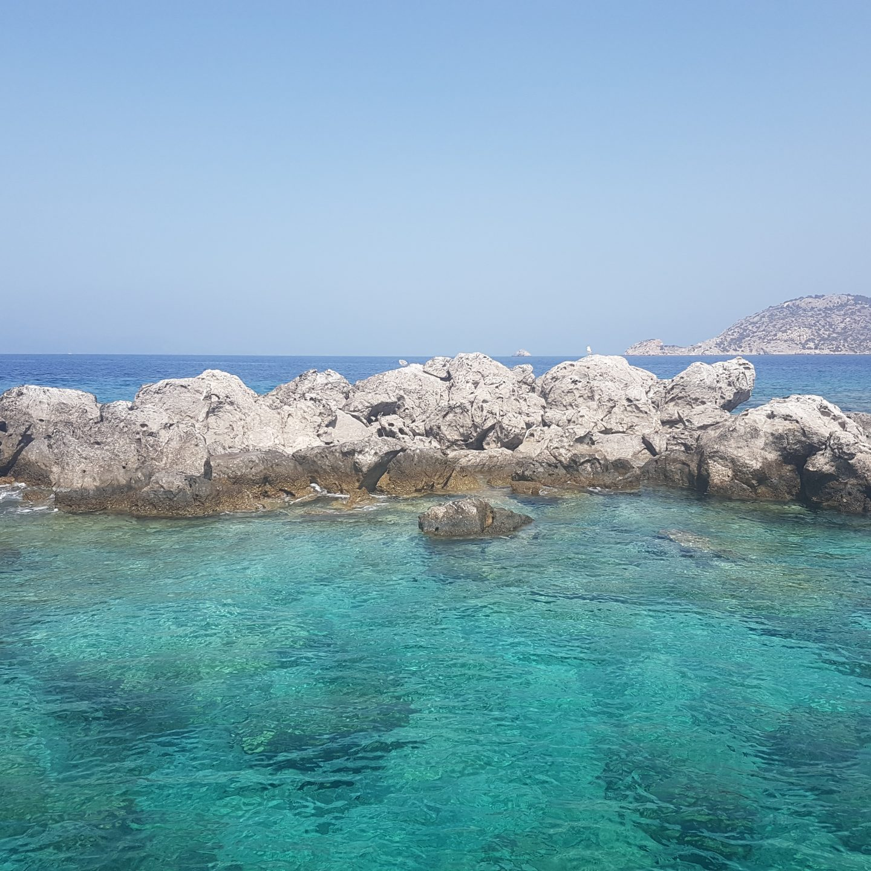A cruise – tour around Symi Island, Greece