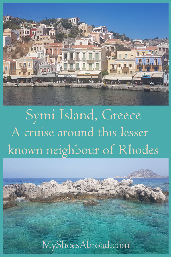 What to expect from a daily cruise around Symi island hidden beaches