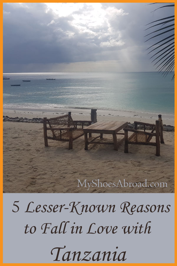 5 Lesser Expected Reasons to Fall in love with Tanzania