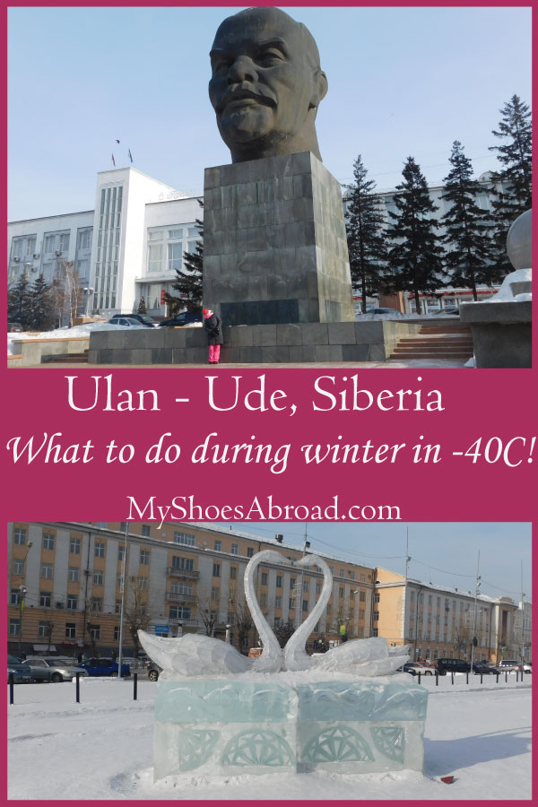 Ulan Ude in winter, how is to travel in -40C ?