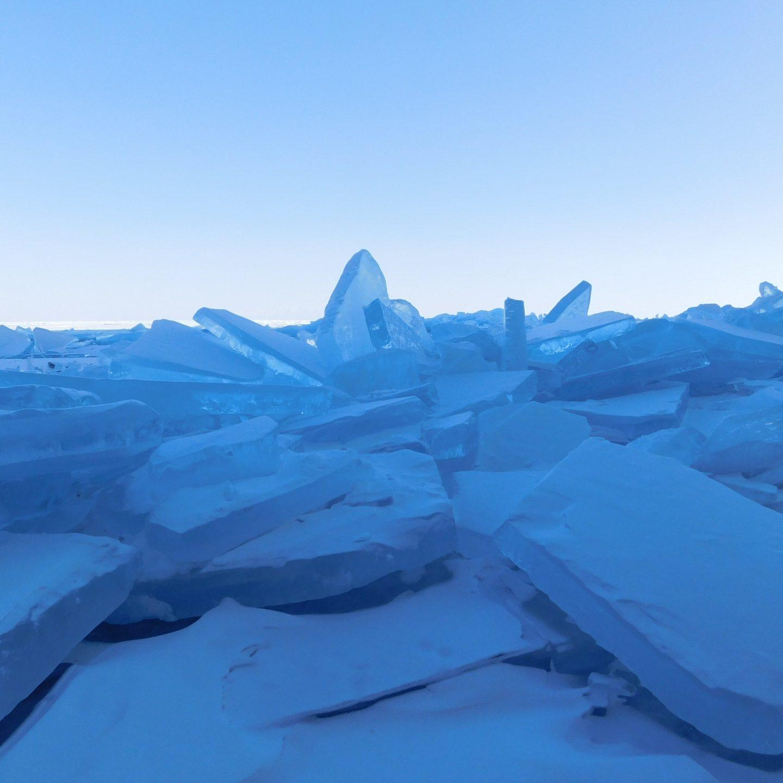 Olkhon Island & Lake Baikal, Siberia in Winter
