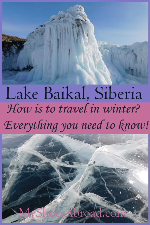 Visit Siberia in winter : Olhon island and Lake Baikal