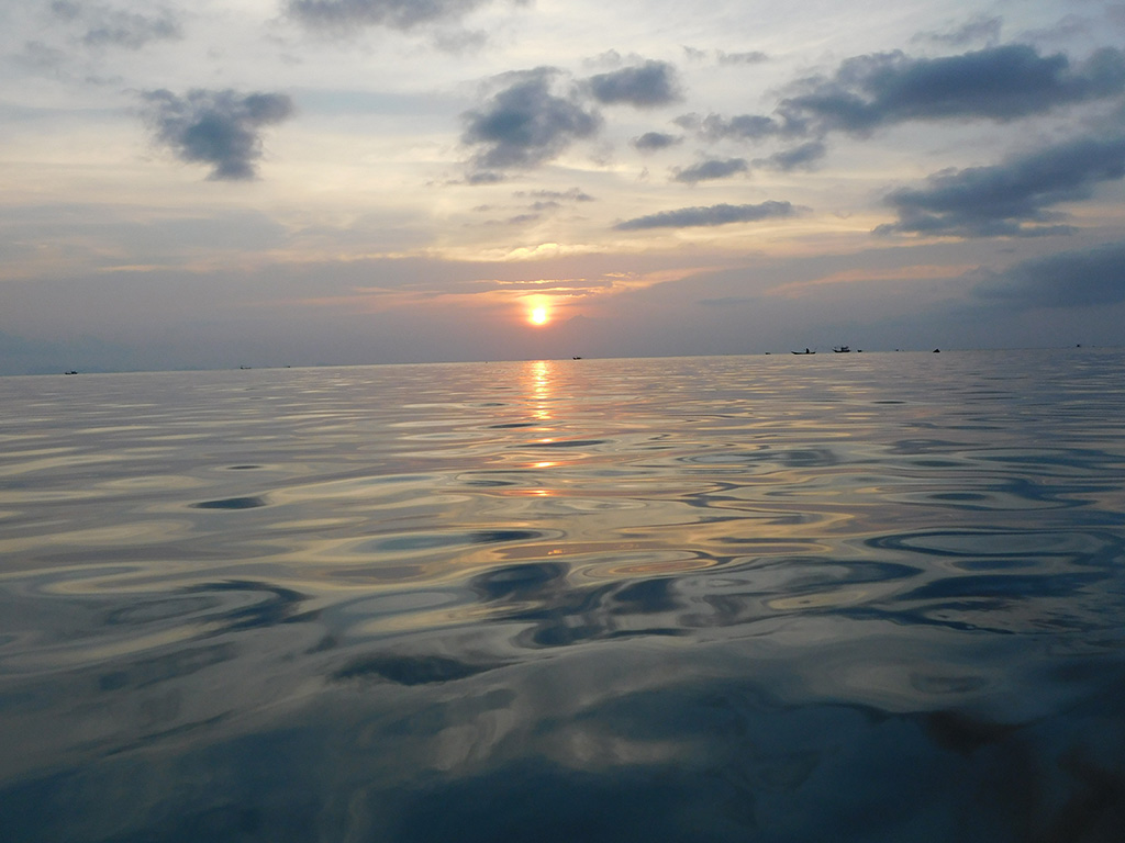 sunset Koh Phangan