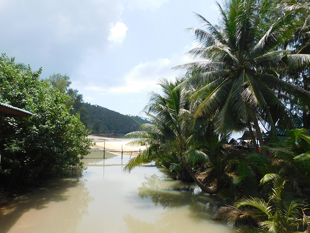 where to stay phangan