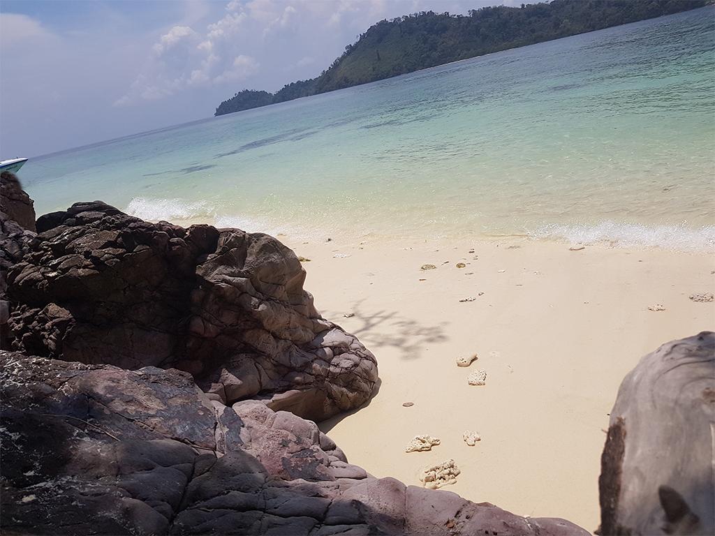 around Koh Lipe
