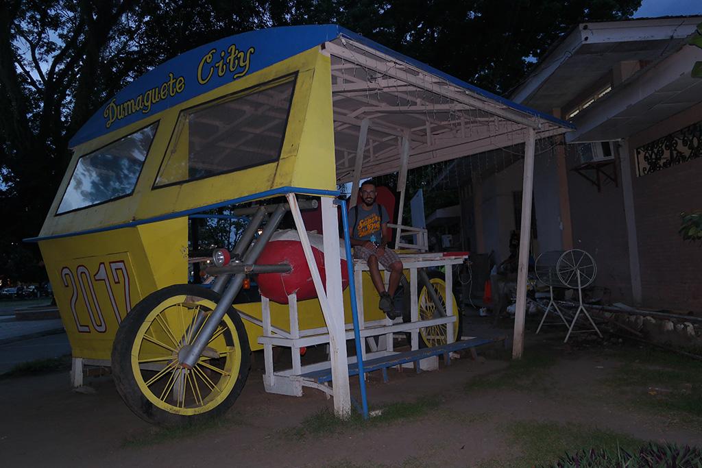 dumaguete pedicabs