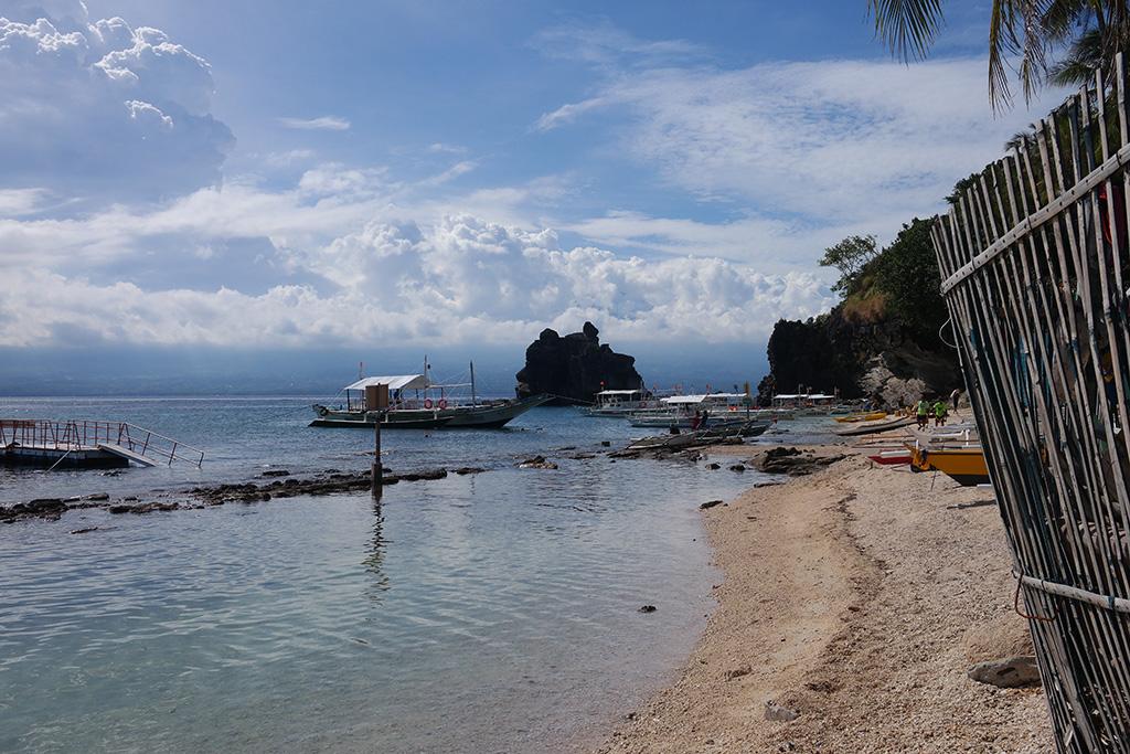 apo island beaches