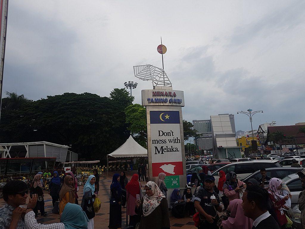 Melaka points of interest