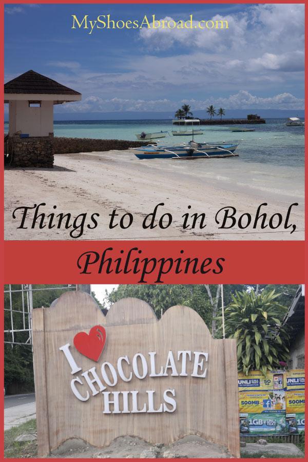 Bohol Island, things to do¬