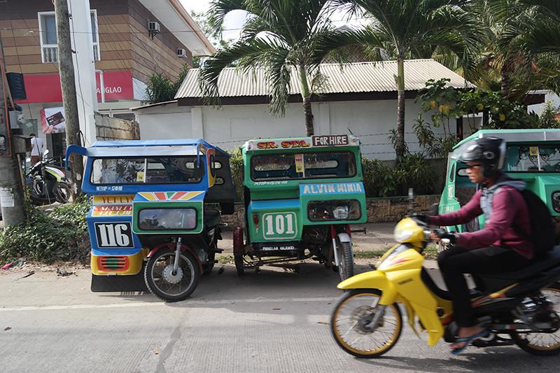 Bohol transport
