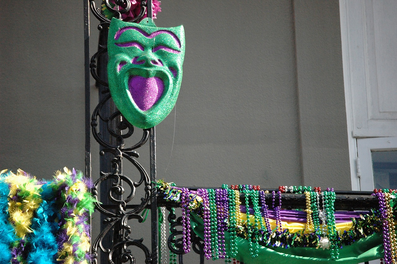 Carnival new orleans fat tuesday