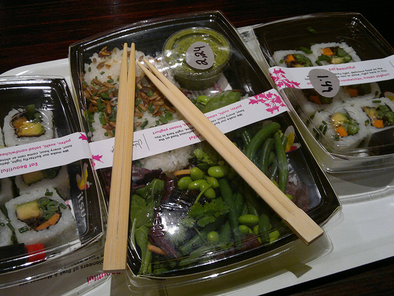 Itsu half price london