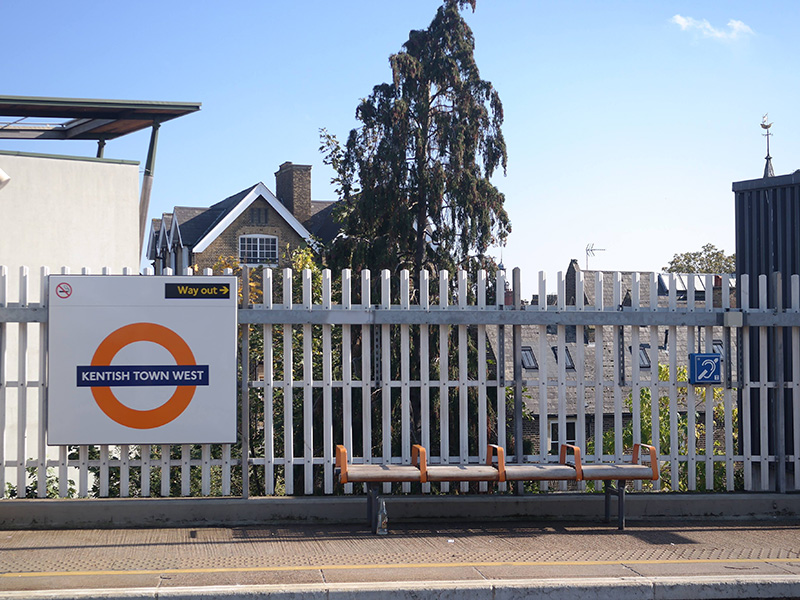 kentish town west london overground