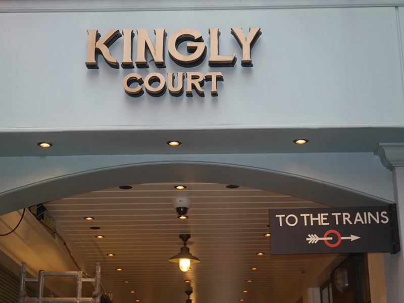 kingly court london