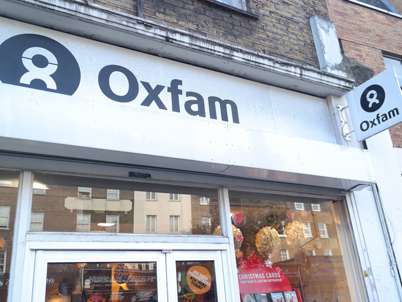 oxfam charity