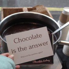 A Tasting Chocolate Tour in London ? Yes, please!