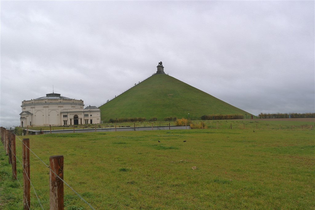 A guide for Waterloo Battlefield & Museum in Belgium