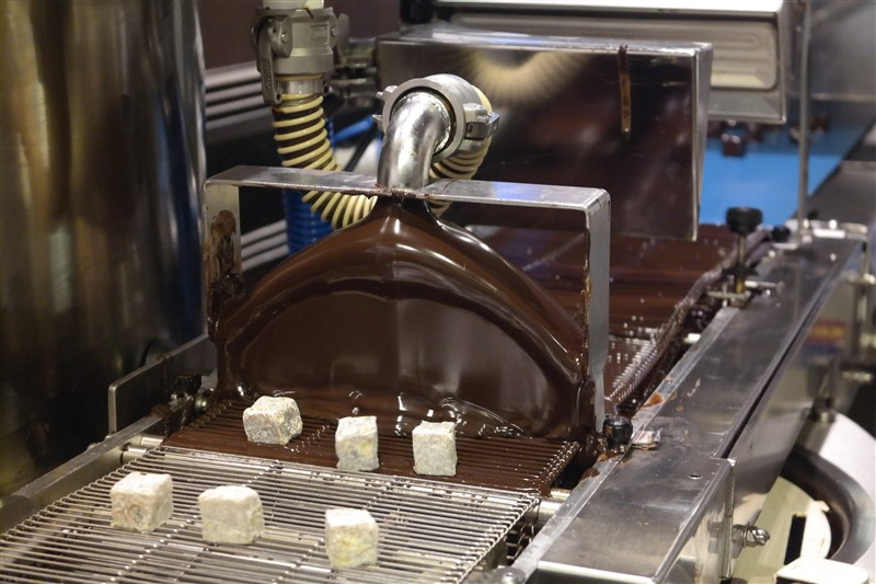 Kahve Dünyasi chocolate london