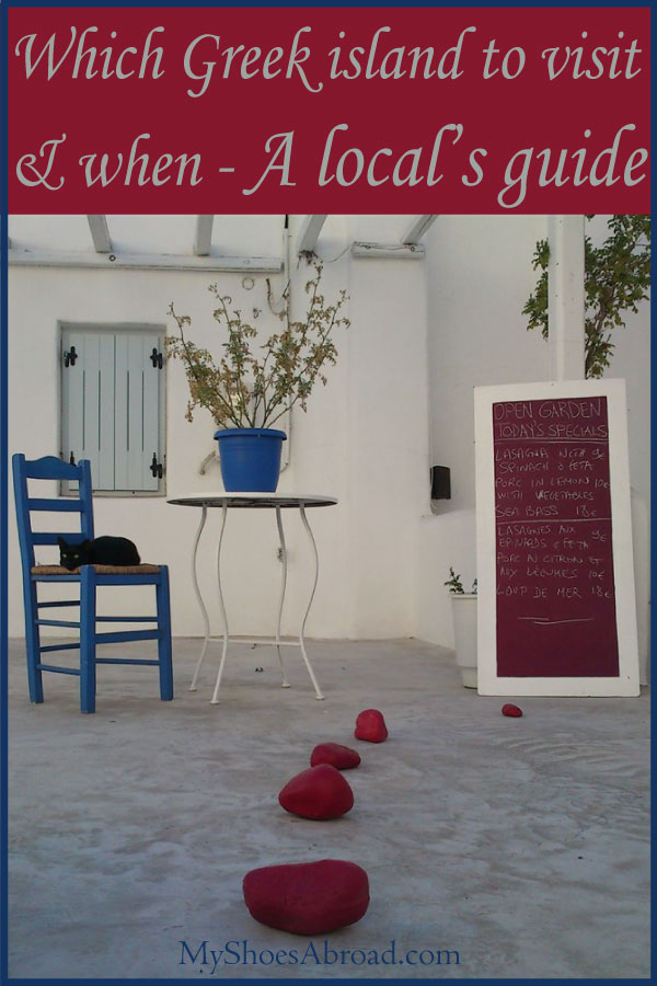 A Greek's guide for the Greek Islands!