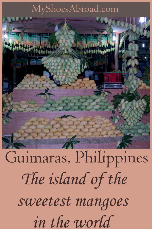 Guimaras island in the Philippines is the home of the sweetest mangos in the world