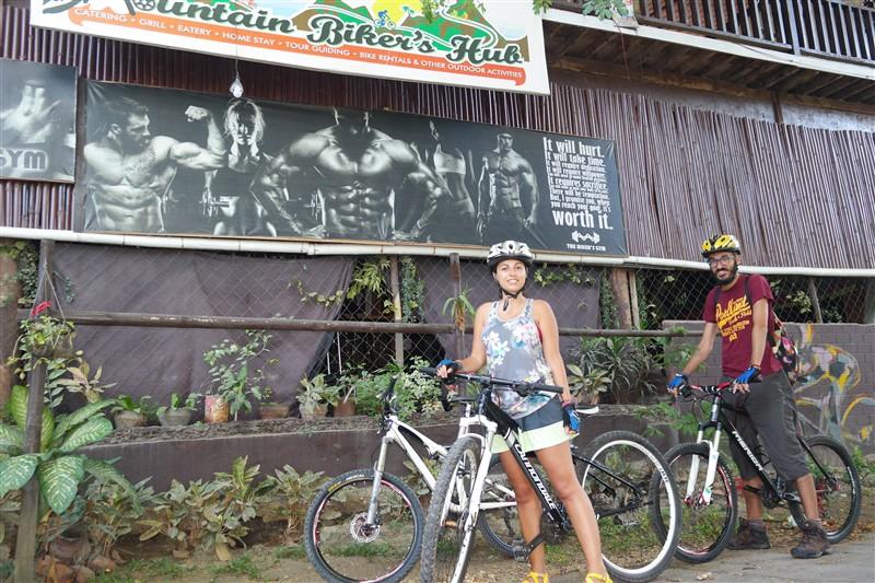 Guimaras mountain bike