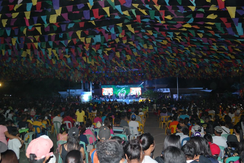 Manggahan Festival mango
