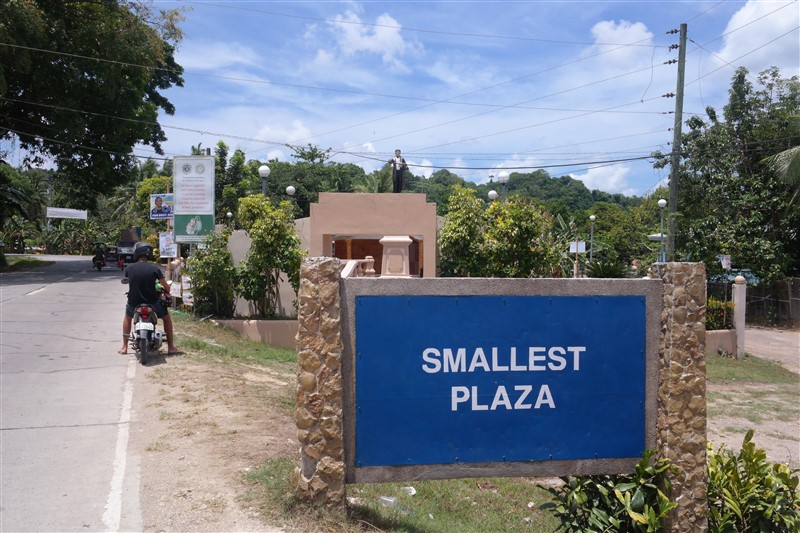 smallest plaza guimaras