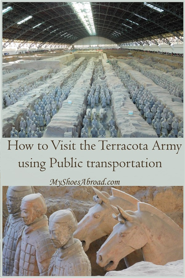 Terracotta Army by bus