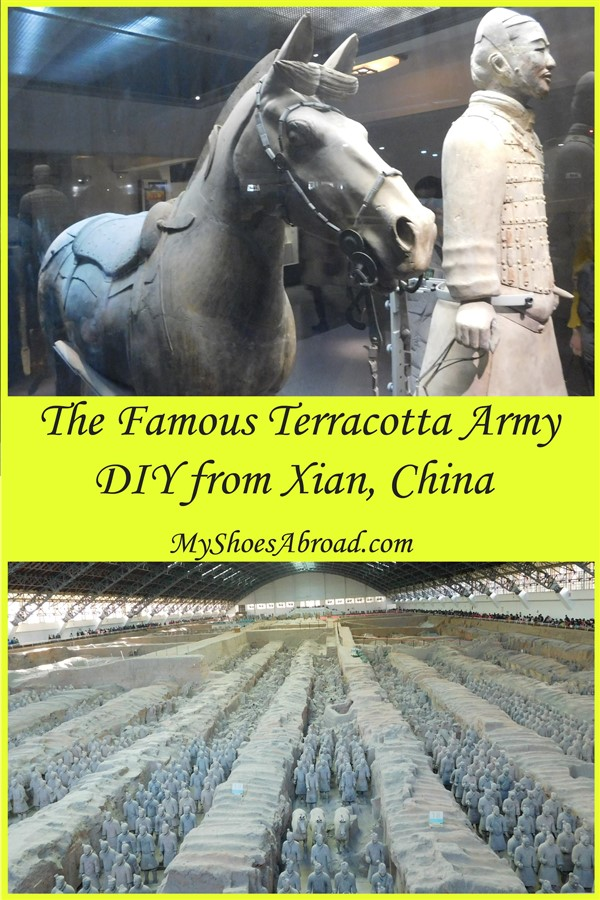 Terracotta Army DIY