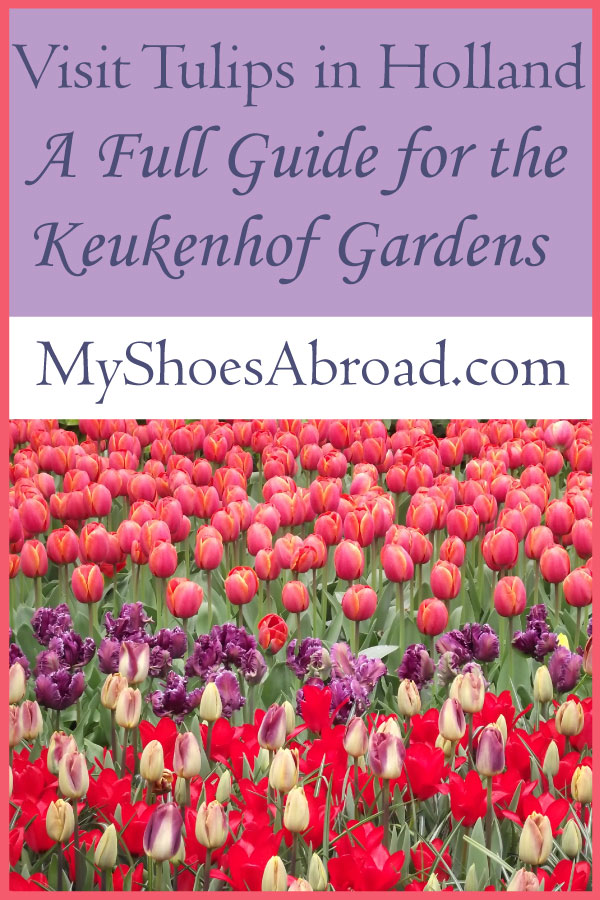 Does a visit in the Keukenhof Gardens worth it?