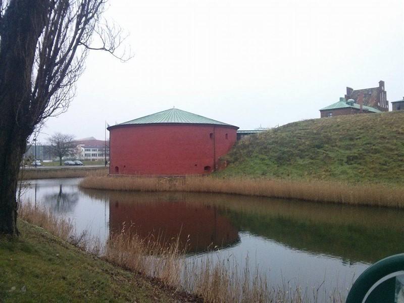 Malmo sweden river