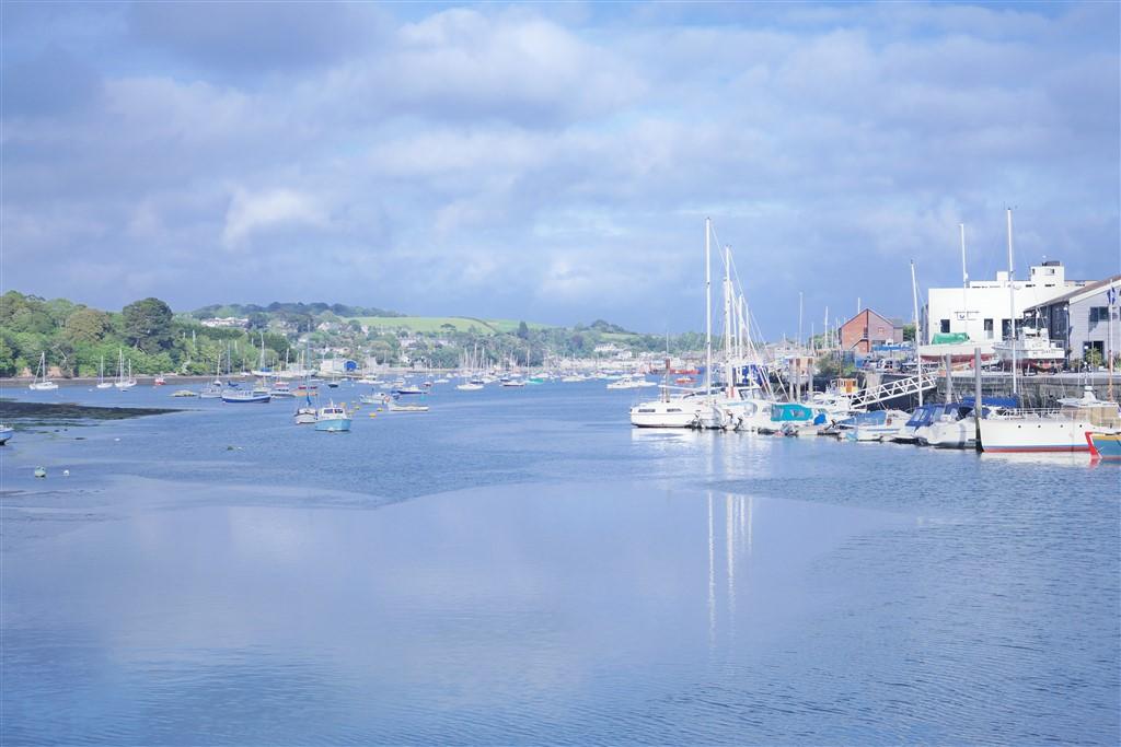 Falmouth sea