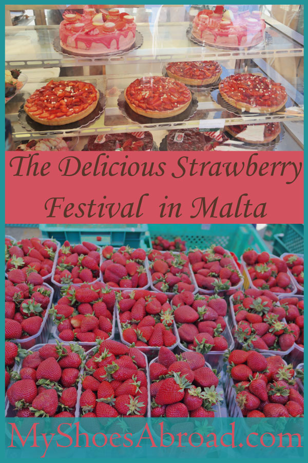 When , where and what to expect from the annual strawberry festival of Malta island