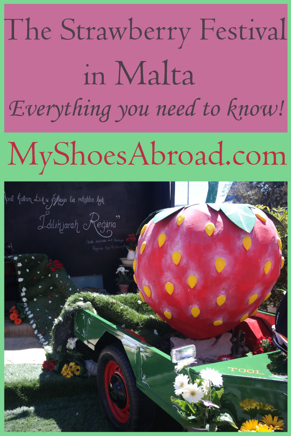 Everything you need to knw about the Maltese Strawberry Festival!