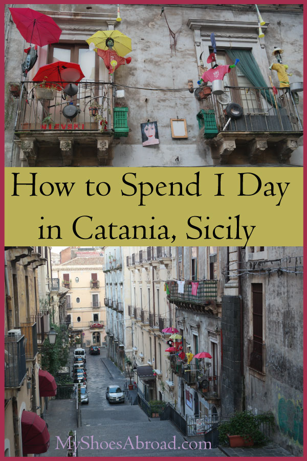 Catania 1 Day itinerary