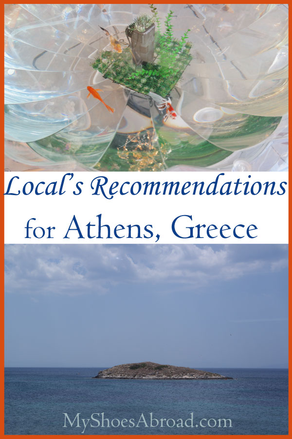 how to experience Athens like a local