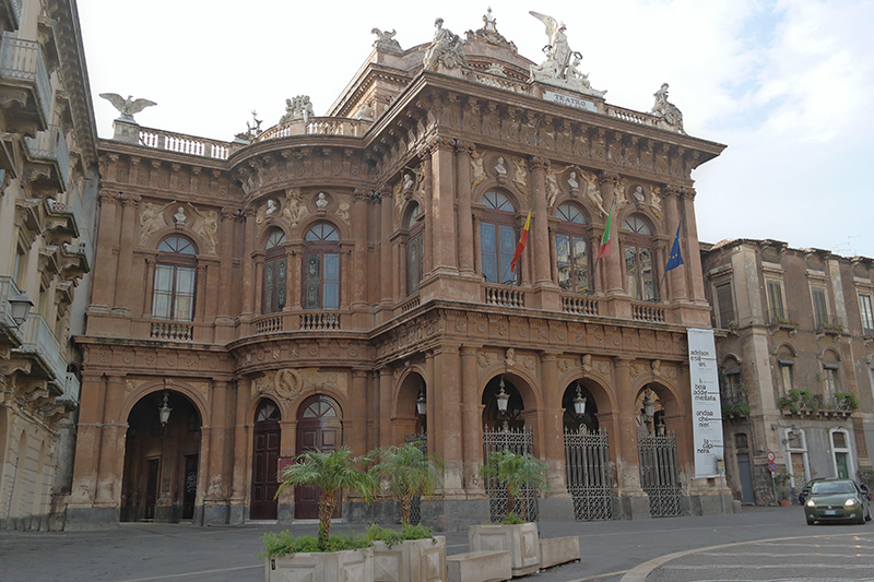 Teatro Massimo Bellini Sicily