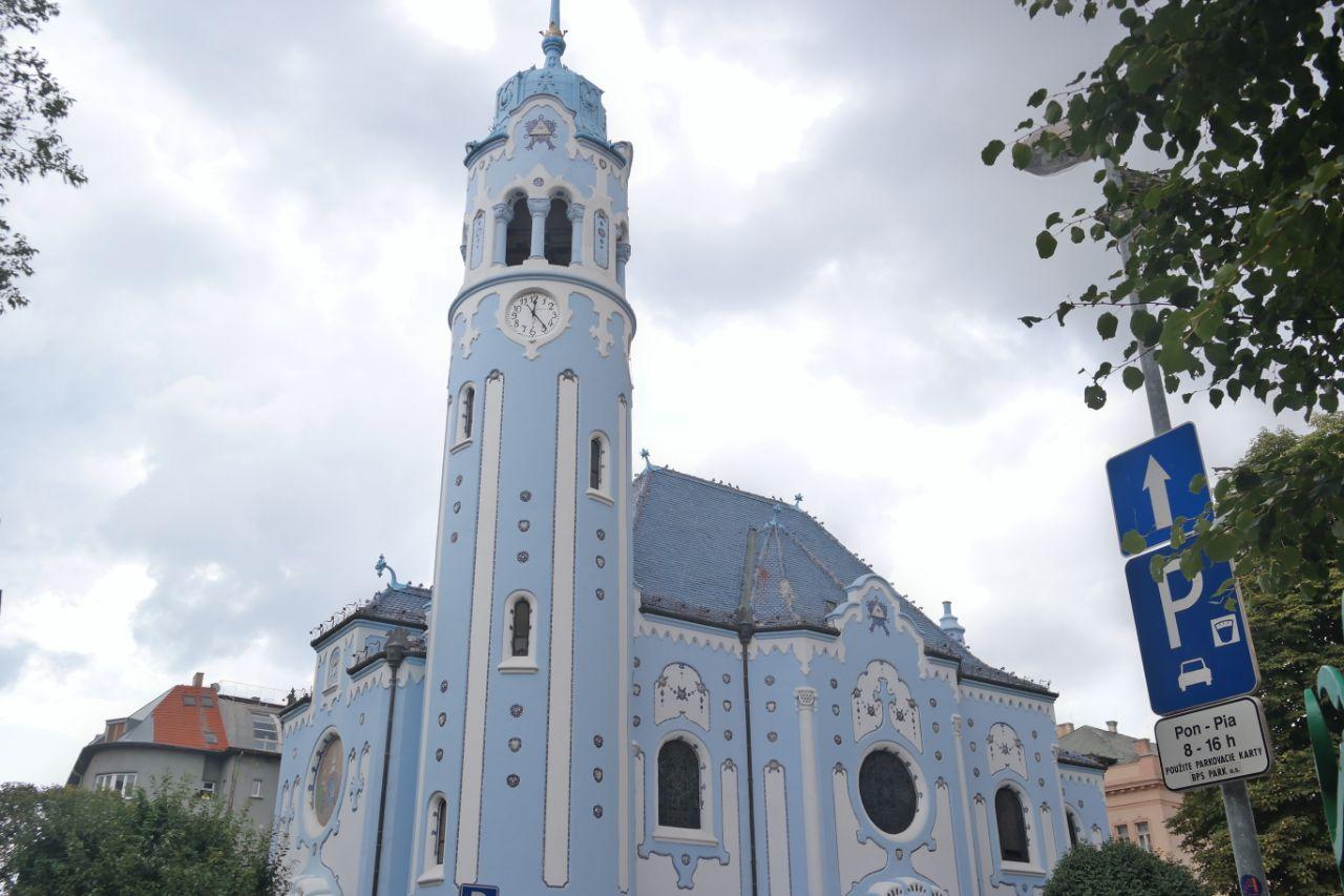Bratislava points of interest