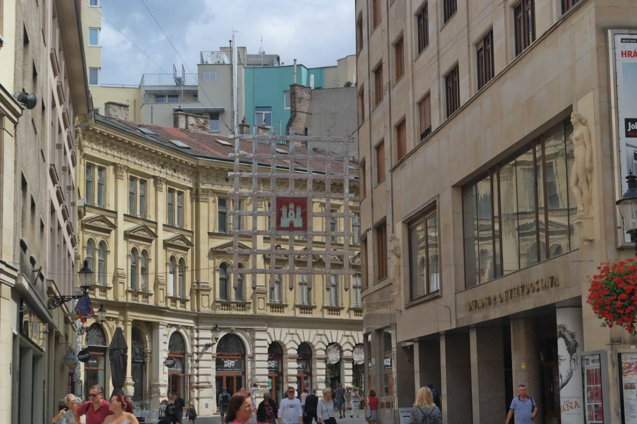 Bratislava historical centre