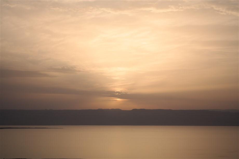 Jordan sunset
