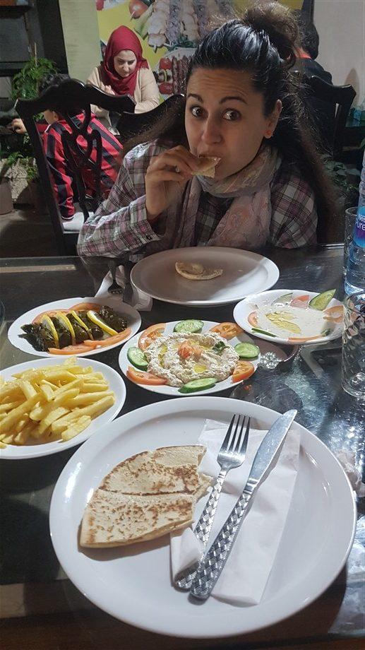 what to eat in Jordan