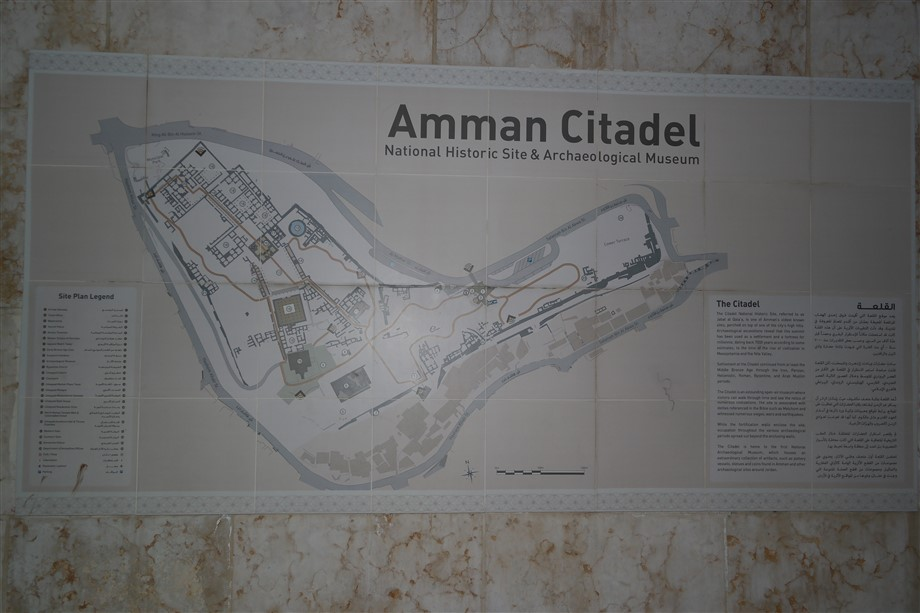 historical places Jordan