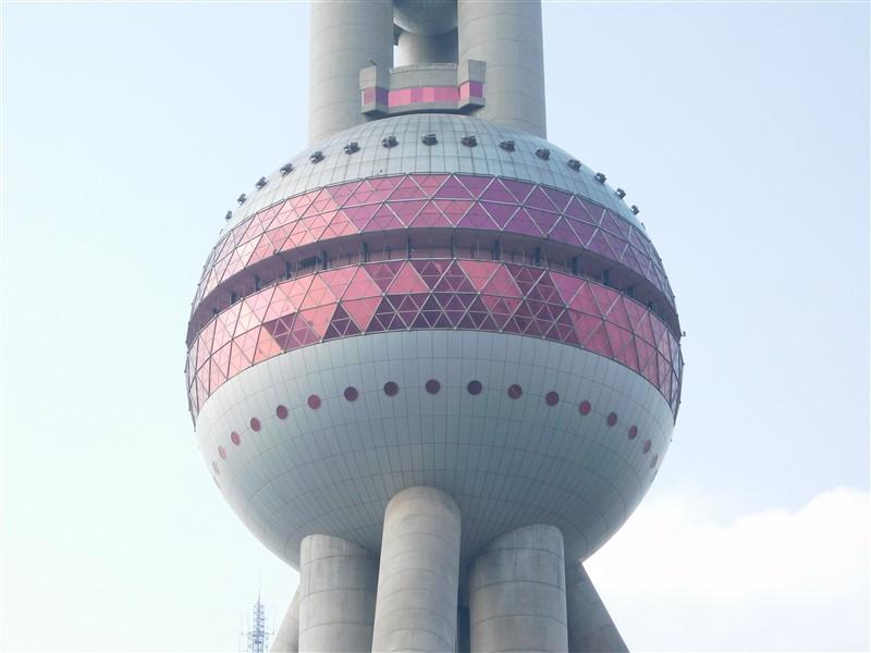 skyscrapers shanghai