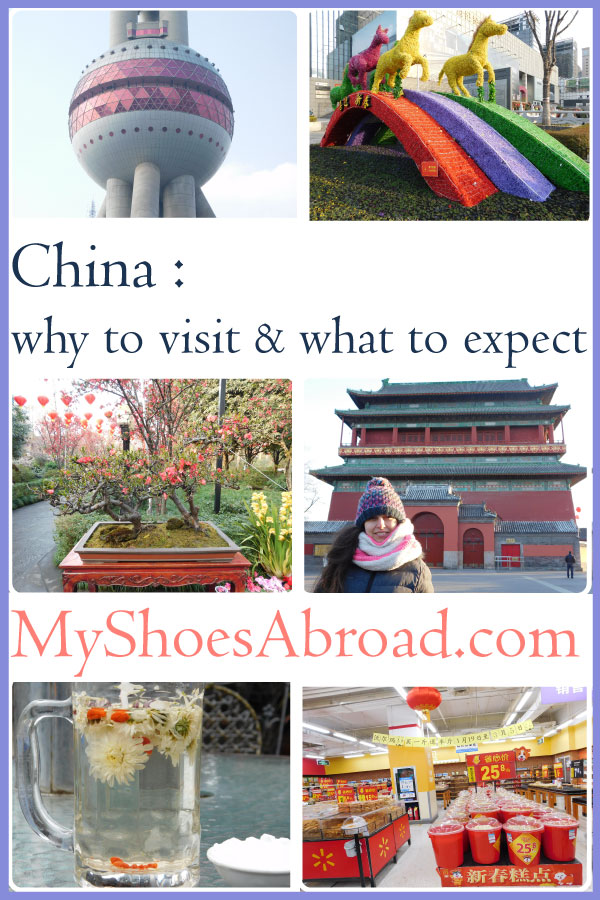 what to expect in china