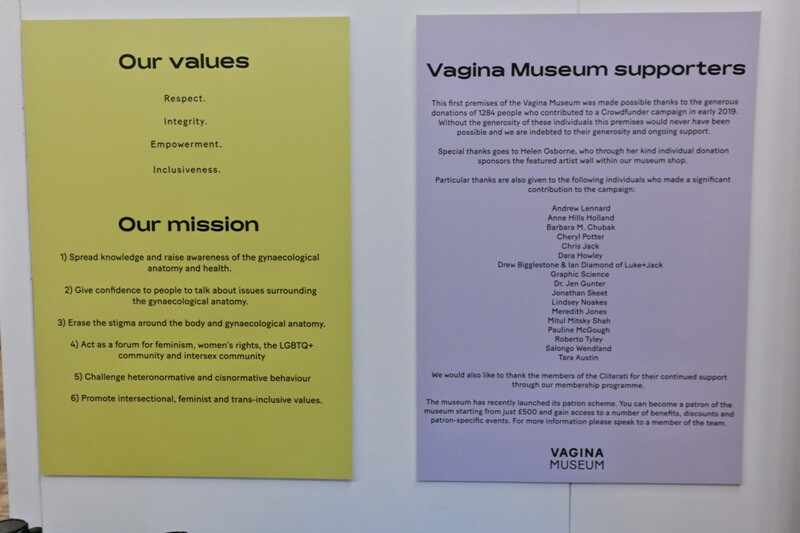 vagina museum why it matters